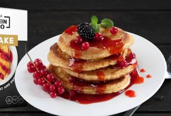 Protein Power Pancakes