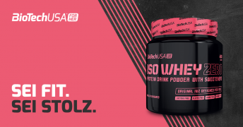 BioTechUSA For Her ‒ Iso Whey Zero